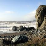 Pacific near the bay