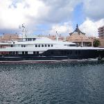 This yacht costs $325,000/ week