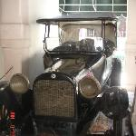 Pancho Villa was ambused & killed in this car