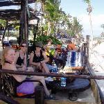 Tun Tun the beach bar