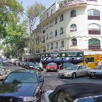 Polanco Apartments and Neighborhood Shopping
