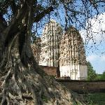 Sukhothai Historical Park-bild