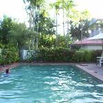 The Garrick Street pool