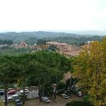 Tuscan Hillside Palazzo Ravizza