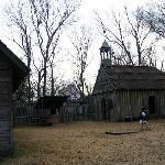 Church at Fort