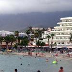Looks like rain in Playa de las Americas