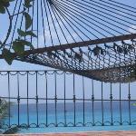 Laze around in one of Little Arches hammocks