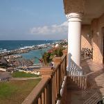 Balcony - Heaven at the Hard Rock Hotel Riviera Maya Photo