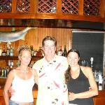 Staff members Tanya and Rona