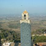 tower at San Giamanano