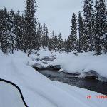 Two Top trail loop riverside
