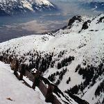 A view towards Innsbruck