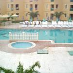 the front pool