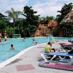 main pool at Palma Real