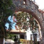 Entrance to La Siesta
