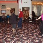 It was so much fun learning line dance from a professional teacher Vera