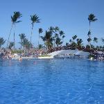 La piscine près de la playa