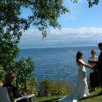Nice spot for a wedding ceremony, or just sitting..