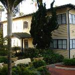 Building Housing the Suites