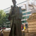 Sherlock @ Baker Street Station