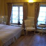 Lovely room overlooking canal