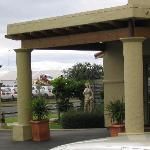 Entry Exterior