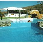 boring pool,teribble hotel