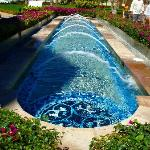 Fountains of paradise