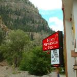 Hot Springs Inn, Ouray, CO 2005