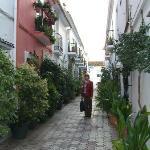 Villa Marbella street