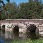 The Holme bridge