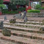 213 Morelia Villa Montana Statues