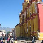 famous church in san cristobal