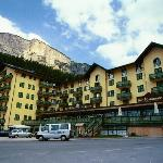 View of the hotel