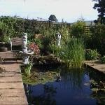Garden at the Old Manse