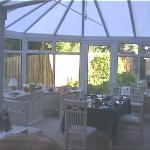 Conservatory at the Old Manse