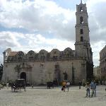 Old Town Havana cathedral/church