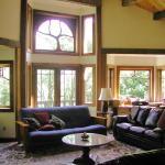 Fir Tree living room