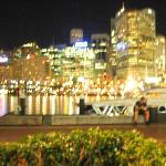 view from darling harbour