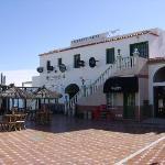complex bar/restaurant