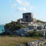 Playa' del Carmen, Ruin's