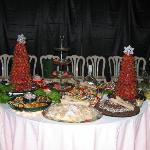 They do wonderful buffets