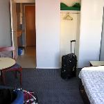 Appart City single room - small but functional