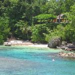flemming property with private beach