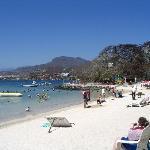 Beach at Las Gatas