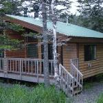 "Our cabin (the ""Sea Otter"")"
