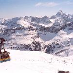 View from the top of the Nebelhorn