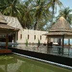 Lap pool - overlooking beach