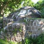 Old cistern on the property