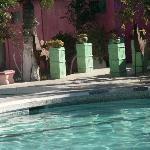 Vina del Mar pool towards restaurant